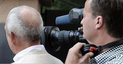 Film, Fernsehen, Nachrichten & PR Film, Fernsehen, Nachrichten und Public Relations - damit SIe in der Öffentlichkeit gut aussehen ...