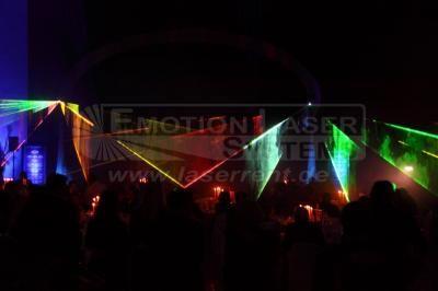 Galaveranstaltung Als Eröffnungsshow oder Highlight am Ende - Unsere Lasershow macht Events unvergesslich.