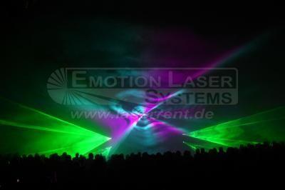Stadtfest Beeindruckende Open-Air-Lasershows für tausende Zuschauer sind für uns kein Problem.