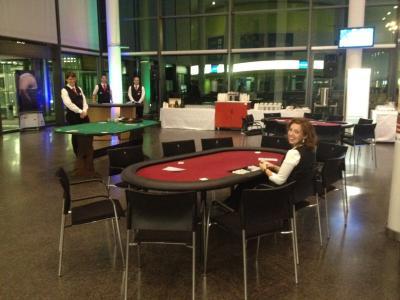 Mobiles Casino als Rahmenprogramm  Ideal geeignet als Zwischen- und Rahmenprogramm für Ihre Tagung machen wir Ihre Veranstaltung zu einem echten Ereignis.