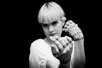 MauriBraut Make-up&Henna: Tayyba Foto: Adriana Kovacs