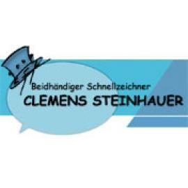 Beidh�ndiger Schnellzeichner  Clemens Steinhauer