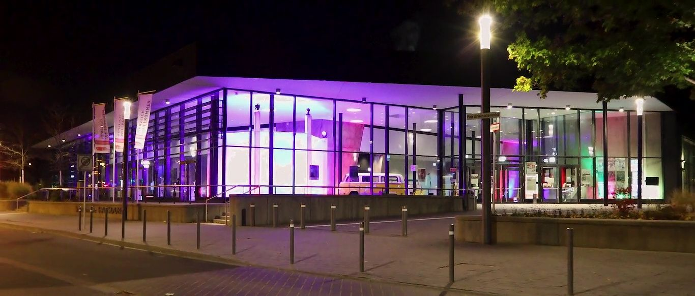 Video: Imagefilm Stadthalle Troisdorf