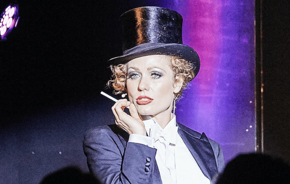 ADMIRALSPALAST BERLIN Marlene Dietrich Double