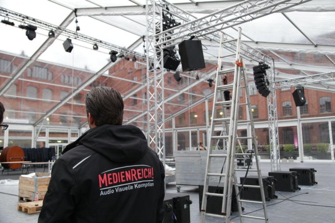 MedienReich Veranstaltungstechnik MedienReich Veranstaltungstechnik