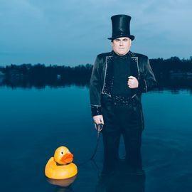 Hieronymus – Unheimlich heiter Skurriler Zauberer & Moderator