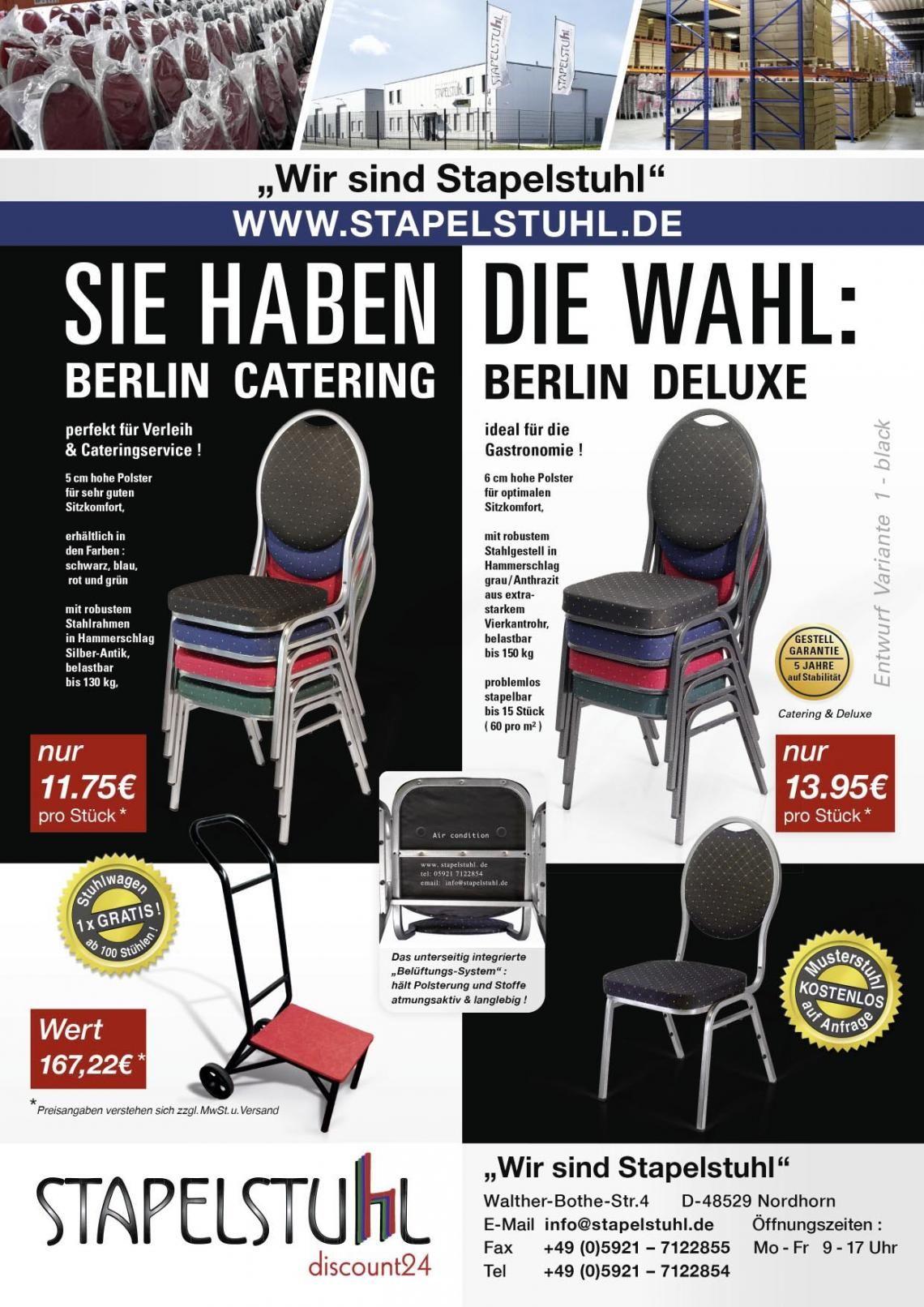 Stapelstuhl - Discount24 | Stapelstühle,