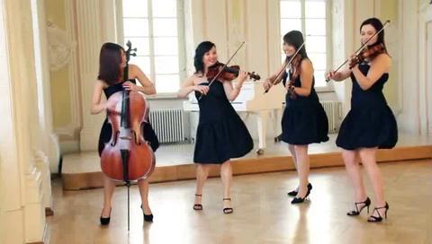 Video: Mariolas Swing Quartett