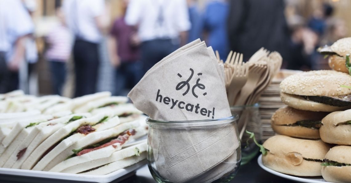 heycater! Eventcatering