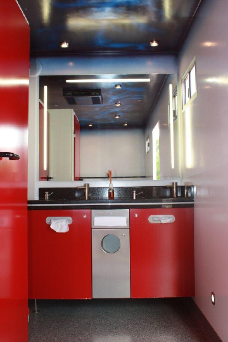 Luxus Toilettenräume 10,0 m