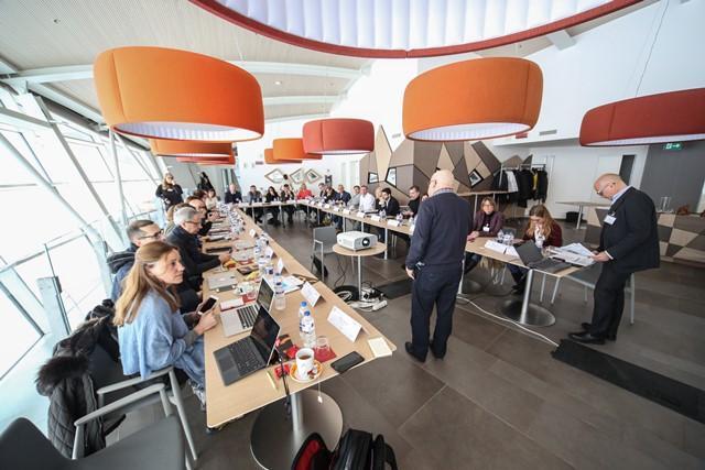 In Mont Blanc traf sich der EuBea-Programmbeirat, um Richtlinien des 11. Internationalen Event- und Live- Kommunikationsfestivals festzulegen