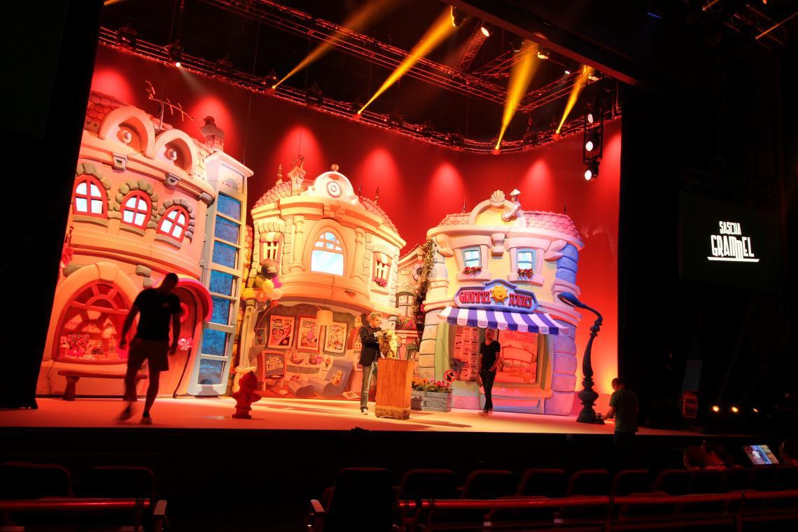 Lightpower Portfolio für Sascha Grammel: Viel mehr als Puppentheater