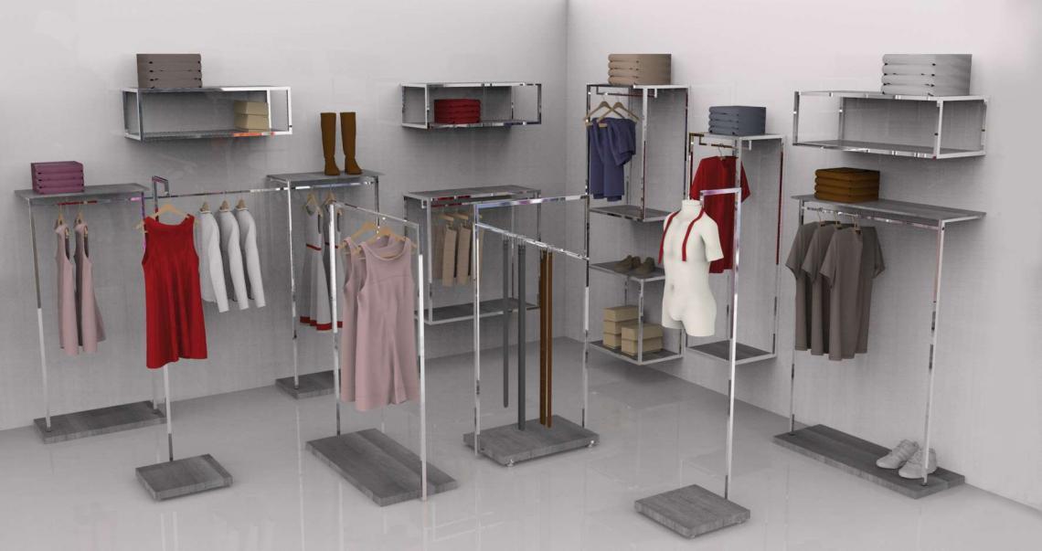 Deko Woerner - Nützliches für Ladenbau und Messe-Ausstattung