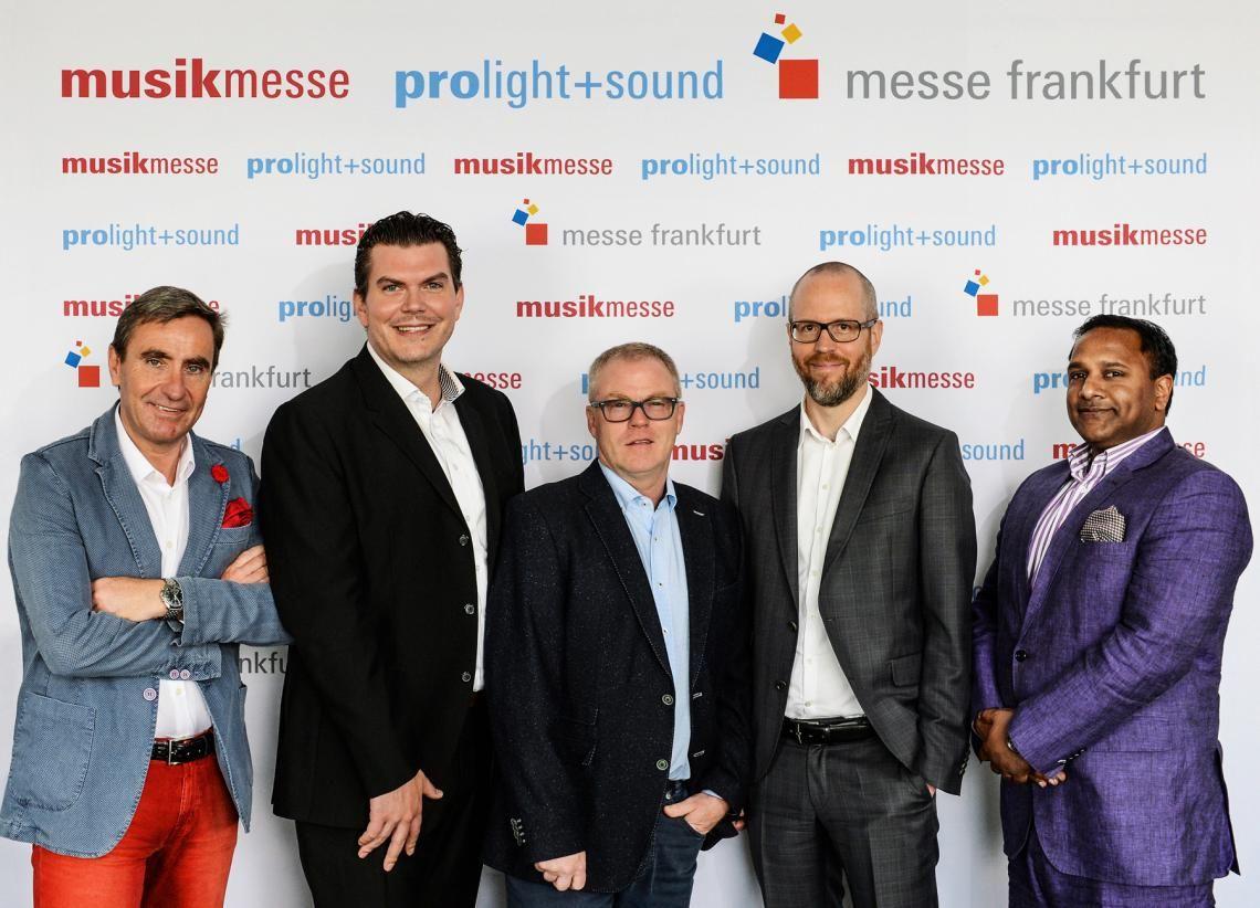 Messe Frankfurt bündelt Kompetenzen