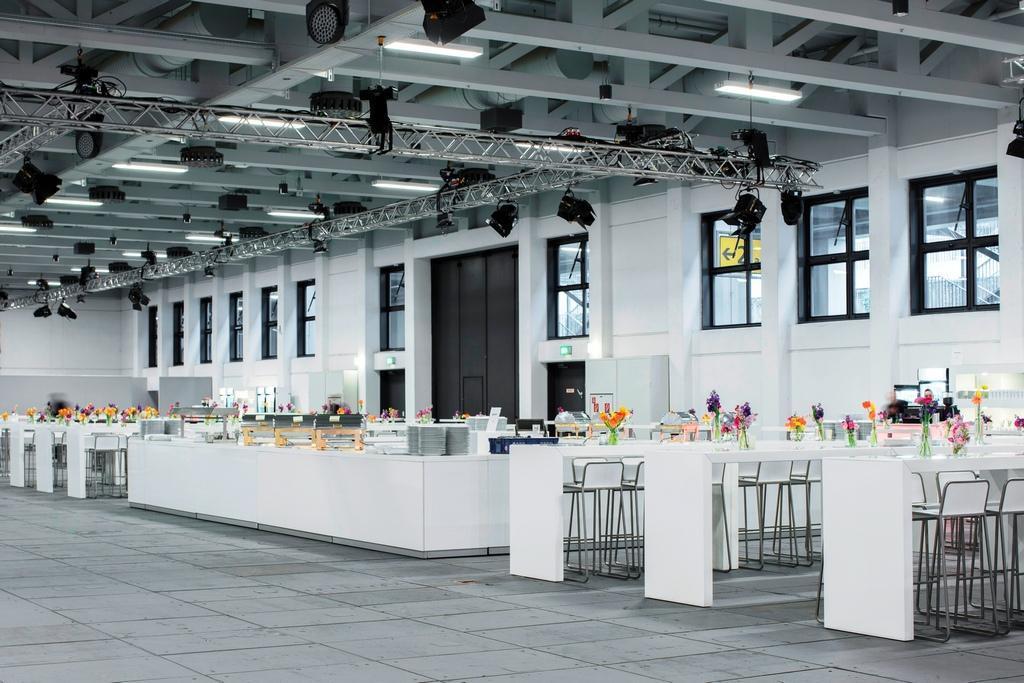 Berliner Messe Austragungsort für 3.500-Gäste-Event