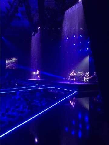 TV Live Sendung - ECHO Verleihung in Berlin 2016