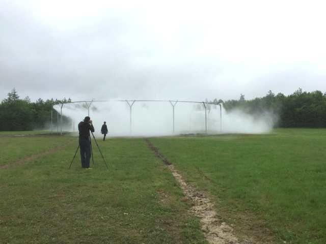 Neuestes Projekt von Olafur Eliasson in Versailles