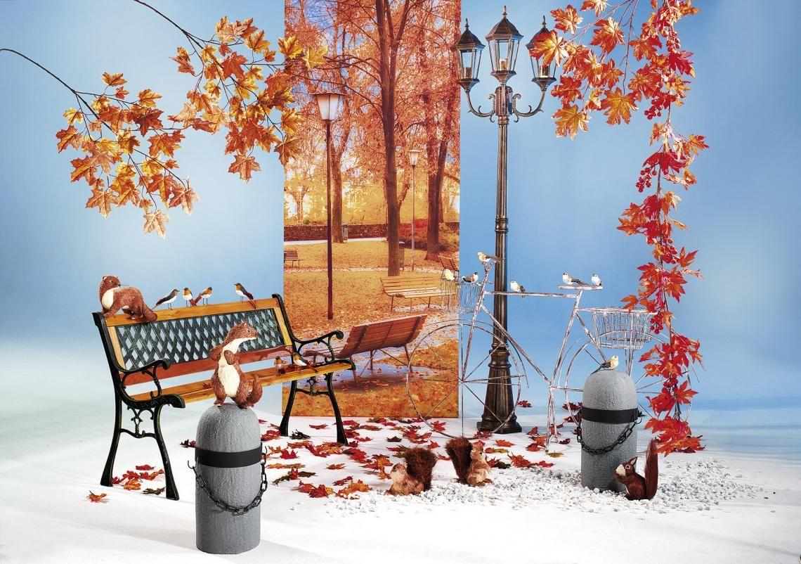 Deko Spezialist Woerner - Romantische Herbstszenen