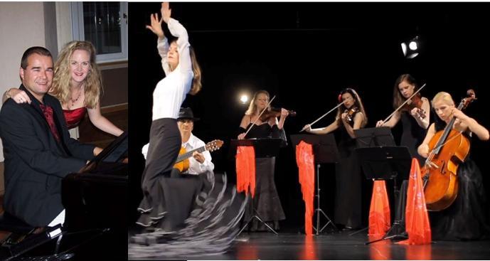 Streichquartett Manon & Co: Sommernews