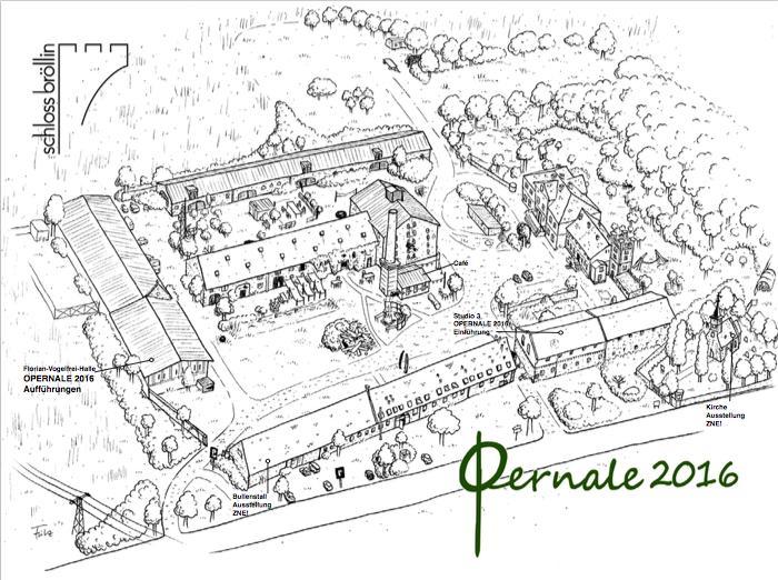 Ein Kulturevent der Extraklasse auf Schloss Bröllin