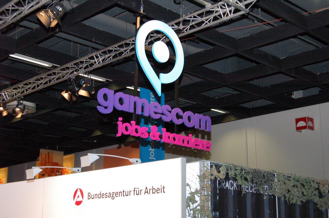 ZAV hilft Unternehmen der Computerspiele-Industrie verstärkt bei der Personalsuche – Erste Treffen auf der Gamescom in Köln