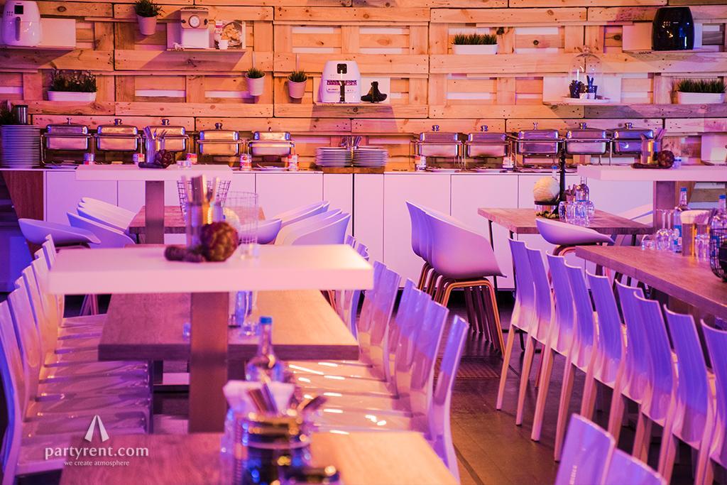 Zum Feiern in die Küche – Trend Küche & Club in Hamburg