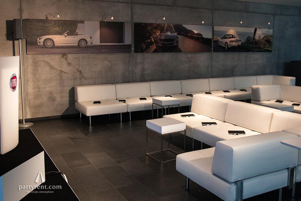 Präsentation des neuen FIAT 124 Spider – sportlich, stylisch, italienisch