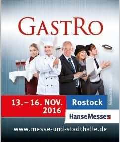 GastRo 2016 in Rostock