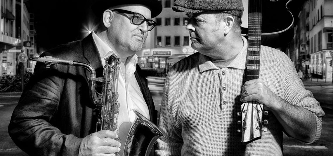 Musik in den Häusern der Stadt – Madame Pomsky
