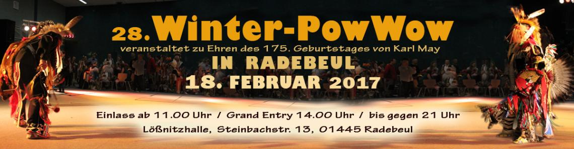 28. Winter-PowWow in Radebeul