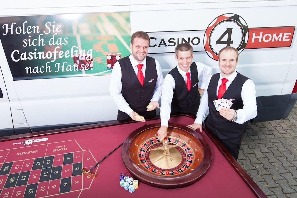 """Drei Eventveranstalter bringen Las Vegas-Feeling in """"Die Höhle der Löwen"""""""