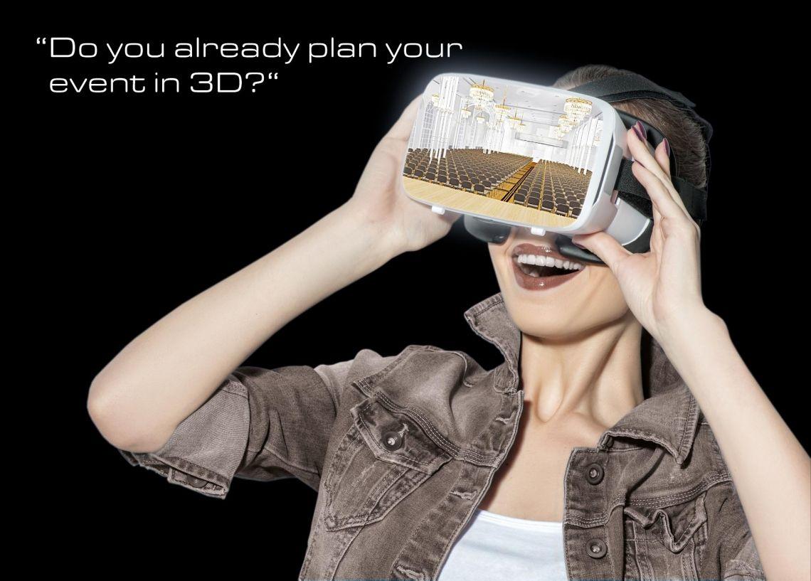 Marriott International setzt auf 3D und VR von easyRAUM
