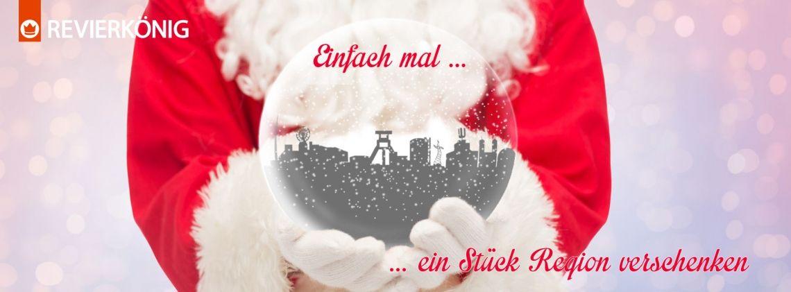 Wenn die Region zum Weihnachtsgeschenk wird!