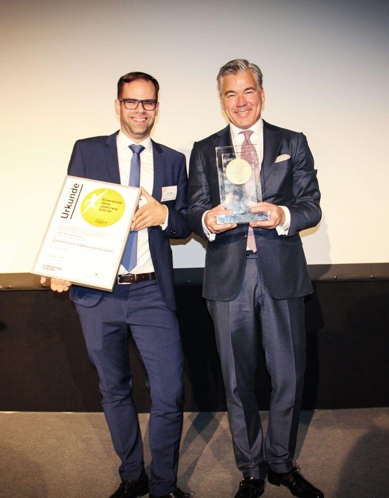 lemonpie Event- & Messecatering GmbH gewinnt bei Awardverleihung