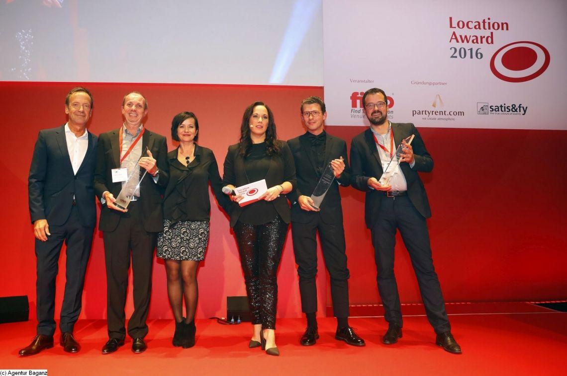 Jury Location Award  - macevent interviewt die Gewinner