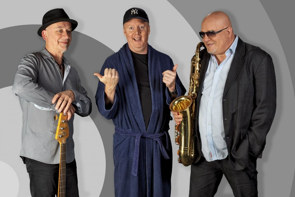 Comedy and Soul: John Doyle trifft Soulmen4