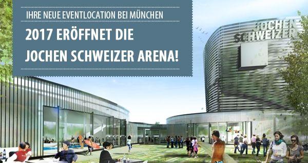 Wann erleben Sie die neue Jochen Schweizer Eventlocation?