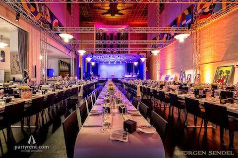 Jubiläumsfeier der Christoph-Metzelder-Stiftung im Chorforum Essen