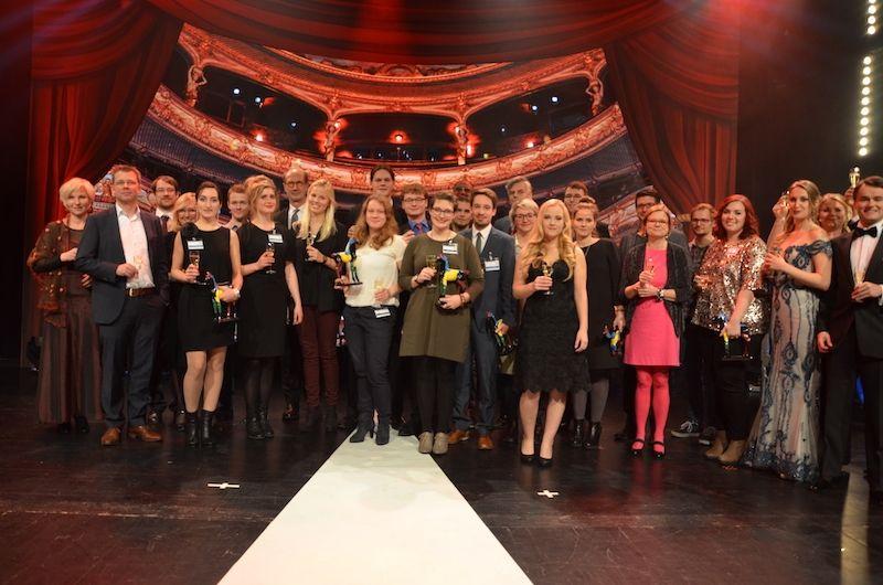 Verleihung des Baden-Baden Awards 2016