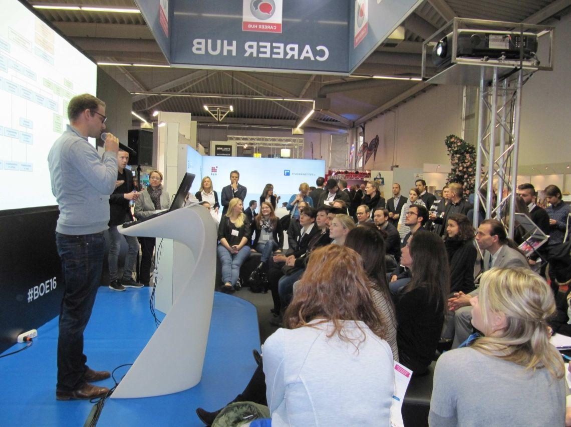 Career Hub 2017: Digitalisierung und Karriere