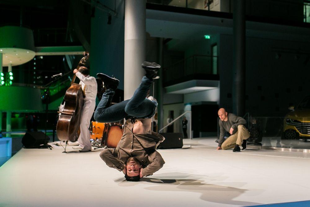 Klazzdance – Ein Crossover aus Klassik, Jazz und Breakdance