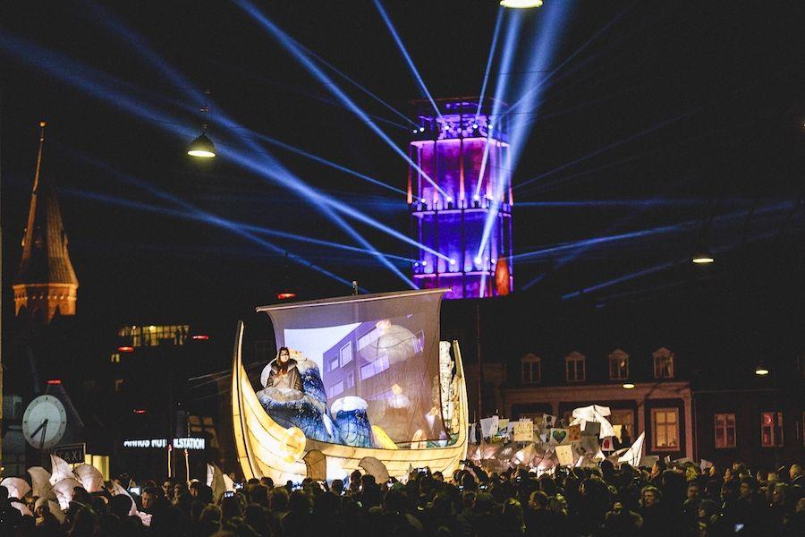 Eine magische Eröffnungsfeier für Aarhus 2017
