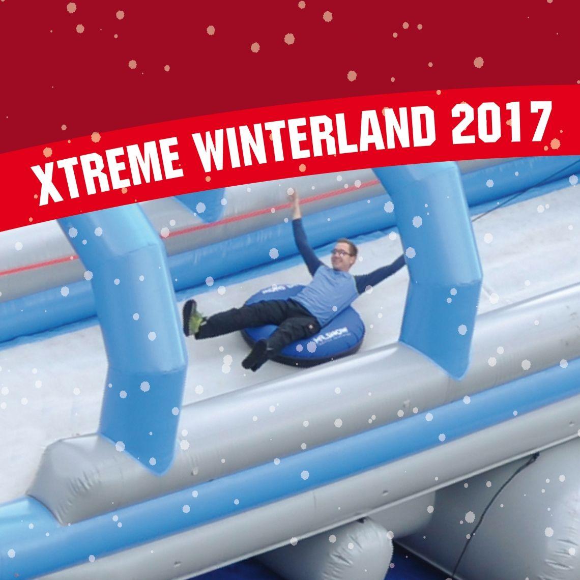 Pünktlich zum Frühlingsanfang ins Xtreme-Winterland