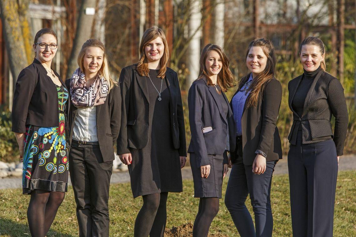 Linda Residovic wird neue Büroleiterin des EVVC