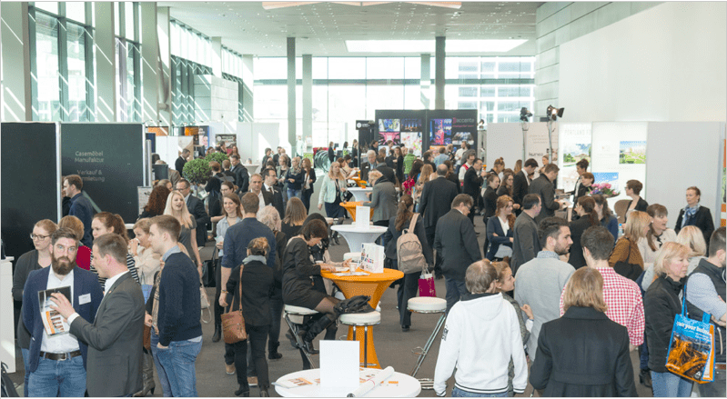 LOCATIONS-Messe Rhein-Neckar als regional führende Fachmesse etabliert