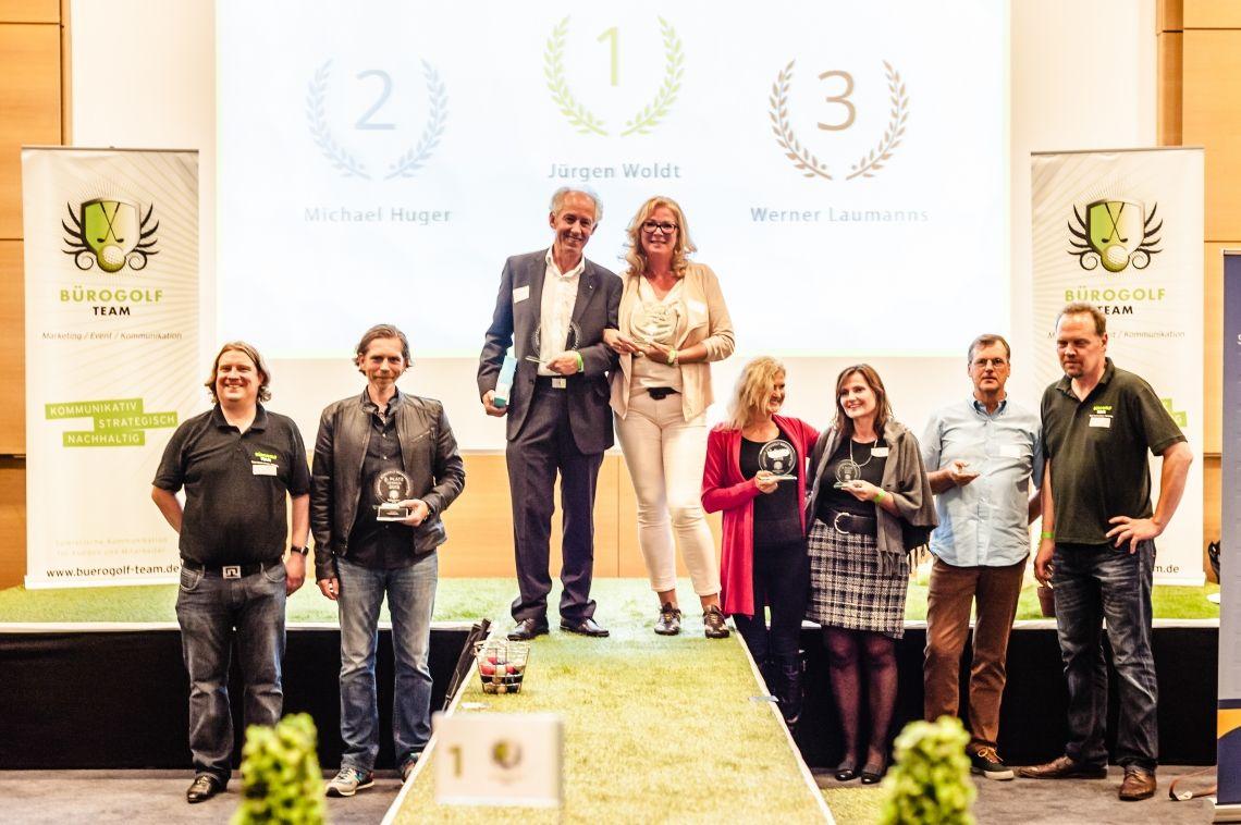 Die Bersa-Deutschen Bürogolfmeisterschaften 2017 in Münster