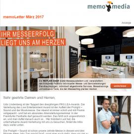 memoLetter 03-2017