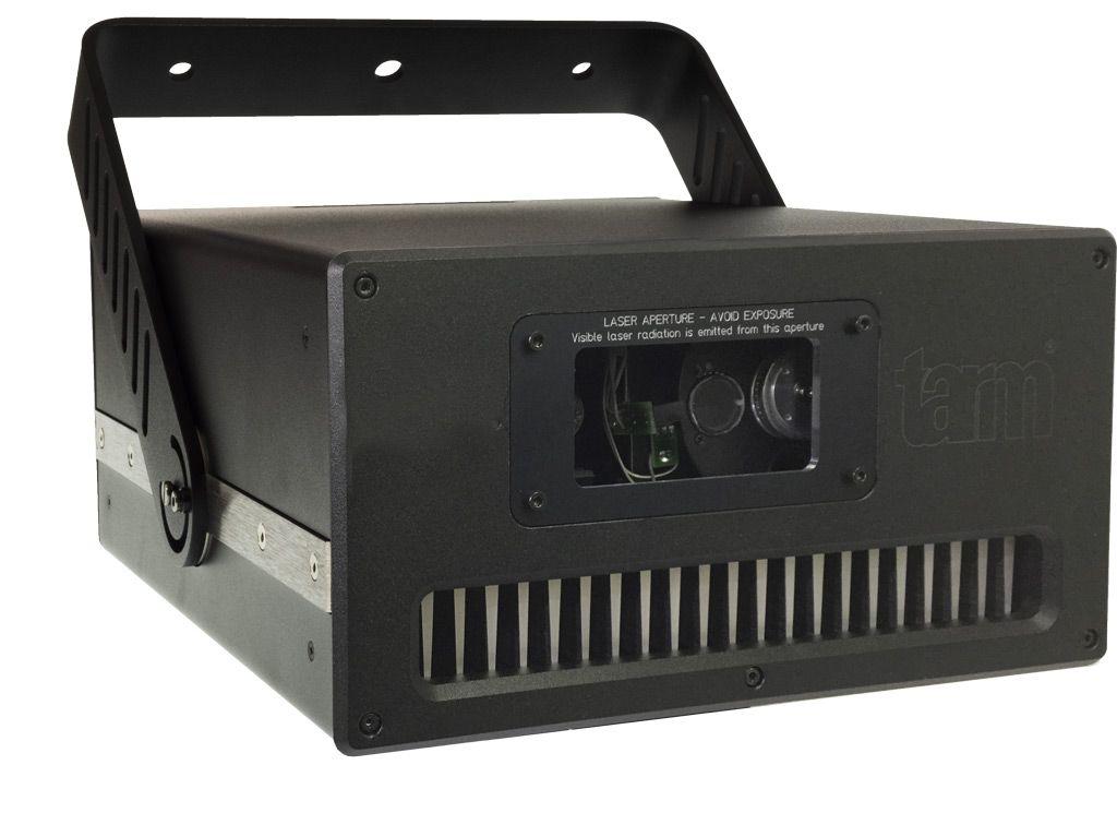 tarm DOT – Weißlicht-RGB-Effektlaser für den Profi-Bereich