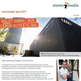 memoLetter 04-2017