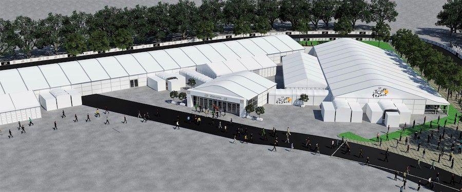 Geballte Event-Kompetenz für den Grand Départ in Düsseldorf